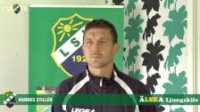 Hannes Stiller, matchens LSK profil mot GAIS