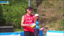 Björn Berg/Alexander Herrmann - Viktor Jonsson/Mattias Magnusson