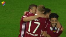 Höjdpunkter från IFK Göteborg - Djurgården