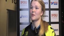Häggström efter kvartsfinalen