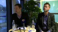 Presskonferensen efter Häcken - Djurgården