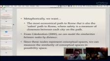 Nathan Oseroff: Conceptual Spaces as a Framework for Pedagogy in the Sciences