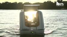 Båt och husvagn i ett och samma nötskal