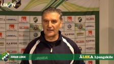 Zoran Lukic, ny tränare i LSK