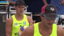 FINAL: Martin Appelgren/Simon Bohman - Lars Retterholt/Martin Olimstad