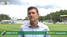 Hannes Stiller inför morgondagens match mot Halmstads BK