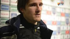 Emil, Jesper och Luis om matchen mot Helsingborg