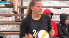 Anna Rydenberg/Josefine Tivefälth - Quirine Oosterveld/Pleun Ypma