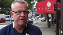 Janne Anderssons startelva mot Nederländerna
