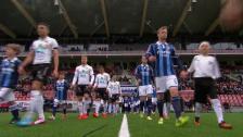 Höjdpunkter från Örebro SK-Djurgården