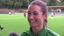 Madeleine inför IFK Kalmar borta - Väldigt bra stämning i laget