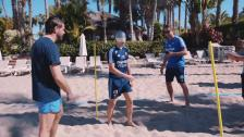 Teambuildingtävling på Gran Canaria   del 2