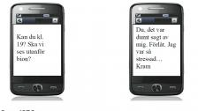 Mål läsa C sms