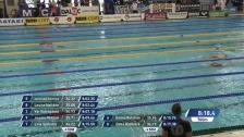 Swim Open 2017 Dag 4 del 5