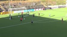 Sammandrag från Hammarbys seger över Kopparbergs/Göteborg FC
