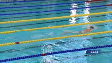 Swim Open 2017 Dag 4 A-finaler del 1