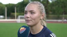 Louise Hvarfner inför Göteborg