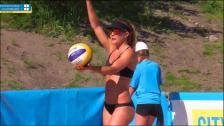 Johannah Rohkämper/Lisa Sundberg - Sara Cavretti/Jóna Vigfúsdóttir