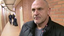 Tommy Jacobsson efter avbrutna hemmapremiären