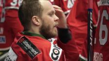 Tobias Enström efter säsongens sista match