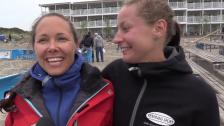 Intervju: Anne-Lie Rininsland och Sigrid Simonsson