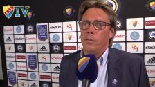 Pelle analyserar mötet med Elfsborg