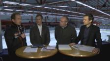 Studio Hockeyettan med Hockeymatch - 21 Jan 21:37
