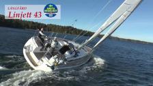 Linjett 43 - Årets Segelbåt 2016