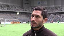 Pablo vill se laget ta ytterligare steg i bortamötet med Göteborg