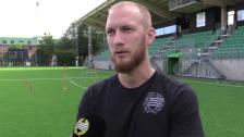 Axelsson inför omstarten mot IFK Kalmar samt om sin nya roll