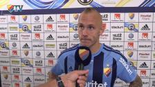 Magnus Eriksson poängräddare för DIF