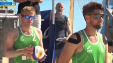 Alexander Annerstedt/Christofer Lewin - Tobias Helbig/Josef Buskhe