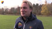 Hugo Berggren inför U21-finalen