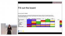 Delegation Board för att förbättra samarbete