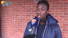 Tino Kadewere efter comebacken från skada
